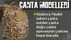 askeri çanta