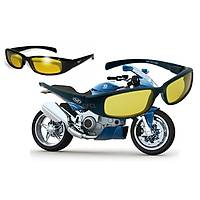 NEW ATTITUDE MOTORCYCLE GOGGLES