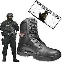YDS TACTICAL BLACK FERMUARSIZ BOOTS