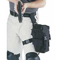Silver Bullet Gas Mask Pouch
