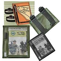 OPERATION TACTÝCAL ARM WALLET