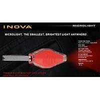 INOVA LED MICROLIGHT RED
