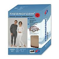 Thermoform Unisex Duo Set Yeni Tip Kum Rengi