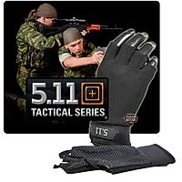 5.11 TACTICAL SKIDPROOF HALF FINGER GLOVES