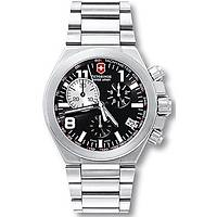 VICTORINOX Swiss Army Convoy Chrono Quartz Chronograph 42mm Saat