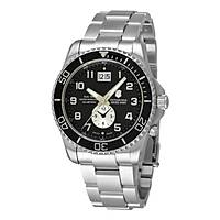 VICTORINOX Swiss Army MaverickGS Dual Time Quartz 43mm Saat