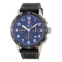 VICTORINOX Swiss Army Airboss Mach 6 Mechanical Chronograph Automatic 45mm Saat - Erkek