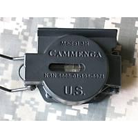 CAMMENGA USGI ARMY MILITARY LENSATIC COMPASS GREEN