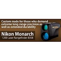 Nikon Monarch Gold Laser 1200 Rangefinder lazer Mesafe Ölçer