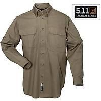 5.11 Tactical Shirt - Long Sleeve Coyate Brown