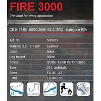 Haix FIRE 3000