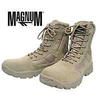 Magnum Style 8 Tan Fermuarlý Tactical Çöl Botu