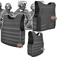 Ballistic Protective Vest Black