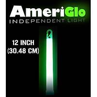 AmeriGlo 12 inch light sticks green