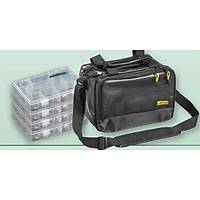 SPRO HEAVY DUTY TACKLE BAG X 4 TACKLE BOX