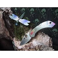 Spyderco Dragonfly SS Tattoo