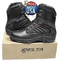 Delta Force Tactical Zipper Boots