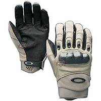 Oakley Assault Tactical Pilot Glove - Desert Tan