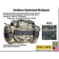 Spec Ops Brand Soldiers Optimized Buttpack