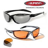 Alpina Tri Lines 3 ceramic mirror lenses