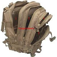 ModGear Level III Assault Backpack Coyote Brown