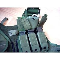 J-TECH TAC-M7 MOLLE TACTICAL VEST
