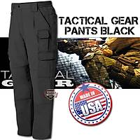 USA TACTİCAL PANTS BLACK