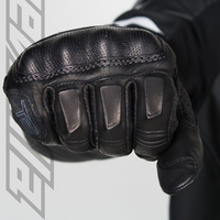 Tactical Rev Leather Gloves