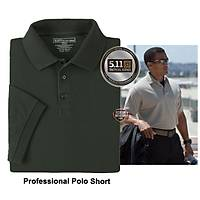 5.11 Tactical - Professional Polo Green