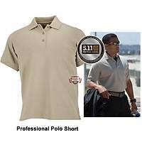 5.11 Tactical - Professional Polo Tan