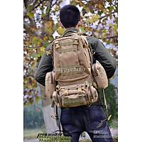 US Tactical Molle Assault Backpack Bags Coyote Brown