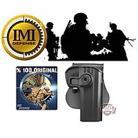 IMI CZ 75/75 B COMPACT75 OMEGA Holster with Detachable Mag Pouch