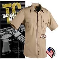 Usa Lightweight Tactical Short Sleeve Shirt Bej
