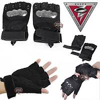 Oakley Half Finger Tactic Gloves Black