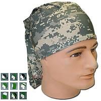 Multifunction Tactic Headgear ACU Dijital Camo