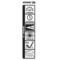5.11 ATAC PLX Flashlight