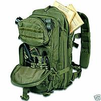 ModGear Level III Assault Backpack Green