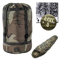 Alaska Sleeping Bags Woodland - 15