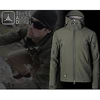 TAD Gear Stealth Hoodie Patched