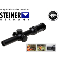 Steiner Nighthunter Xtreme 1-5x24mm Rifle Scope