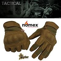 US NOMEX ACTION GLOVES COYOTE