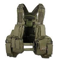 Commando RSA Vest Olive Green