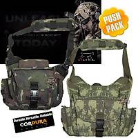 Tactical Push Pack