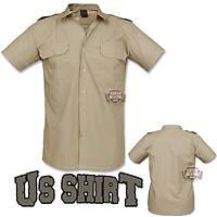 US Service Tactical Mens Short-Sleeved Shirt