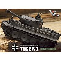 GERMAN - TIGER I-EARLY-INFRARED