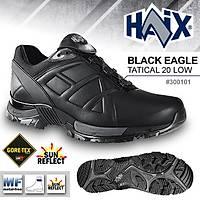 HAIX BLACK EAGLE TACTICAL 20 LOW