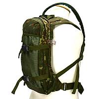 Usa Woodland Camo Camel Bag