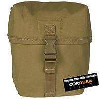 US POUCH MEDIUM MOLLE COYOTE