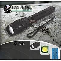 Tactical Flashlight Model 8040