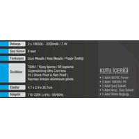 Tactical Flashlight Model 8070C
